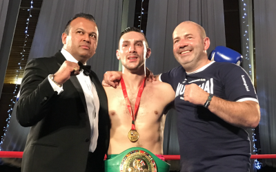 Seraphim Backed Fighters Triumph at International Muay Thai Showdown