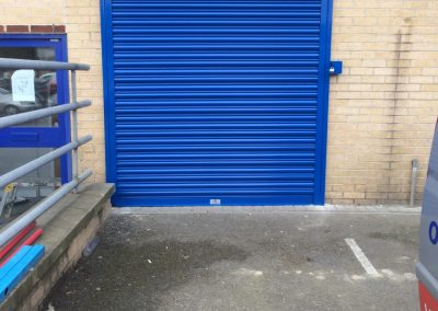 Motorcycle Supplier warehouse security shutter & gates